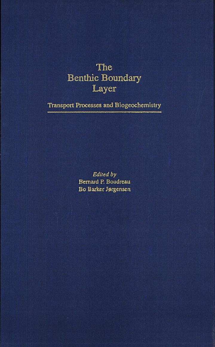 The Benthic Boundary Layer