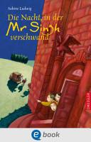 Die Nacht  in der Mr  Singh verschwand PDF