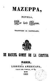 Mazeppa: novela