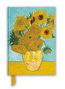 Vincent Van Gogh: Sunflowers (Foiled Blank Journal)