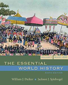 The Essential World History Book
