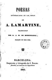Poesías entresacadas de las obras de A. Lamartine