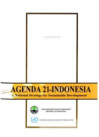 Agenda 21 Indonesia PDF
