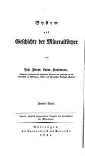 Handbuch der Mineralogie: Band 3