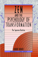 Zen and the Psychology of Transformation PDF