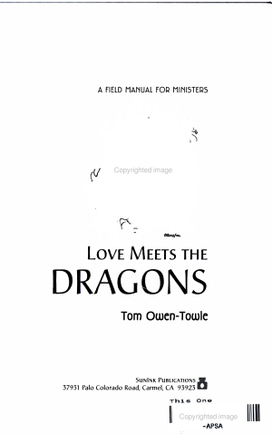Love Meets the Dragons