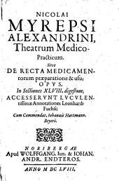 Theatrum medico-practicum
