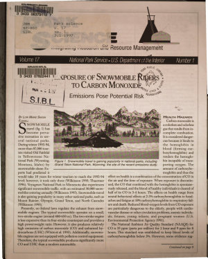 Park Science PDF