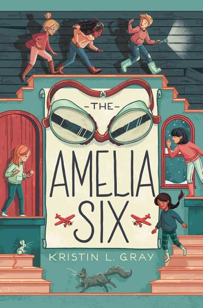 Download The Amelia Six Book