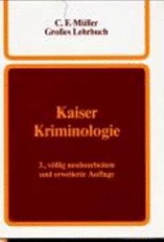 Kriminologie PDF
