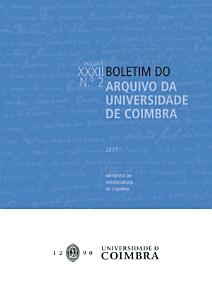 Nome da revista:	Boletim do Arquivo da Universidade de Coimbra vol. XXXII, n.º2