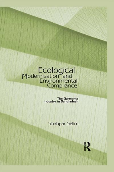 Ecological Modernisation and Environmental Compliance PDF