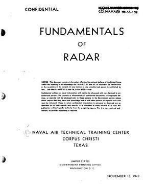Fundamentals of Radar PDF