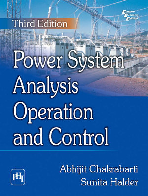 Power System Analysis: Operation And Control 3Rd Ed.