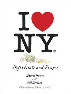 I Love New York Book