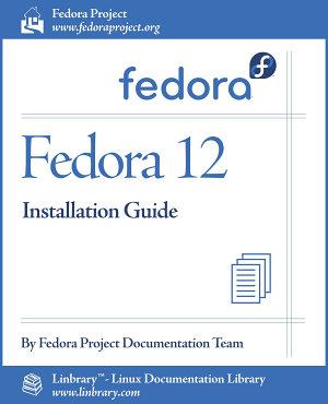 Fedora 12 Installation Guide PDF