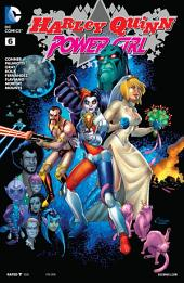 Harley Quinn and Power Girl (2015-) #6