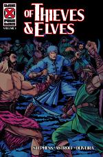 Of Thieves and Elves: Volume 1