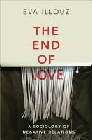 The End of Love PDF