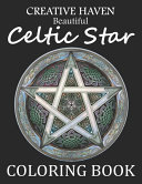 Creative Haven Beautiful Celtic Star Coloring Book