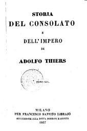 Storia del consolato e dell'impero: Volume 14
