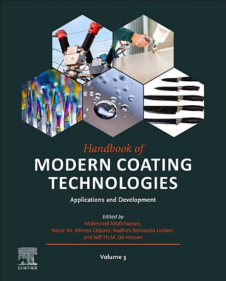 Handbook of Modern Coating Technologies PDF