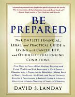 Be Prepared PDF
