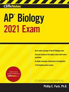 Cliffsnotes AP Biology 2021 Exam Book