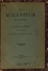 La música popular de Filipinas
