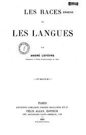 Les races et les langues