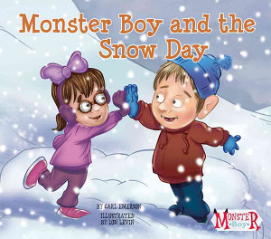 Monster Boy and the Snow Day PDF