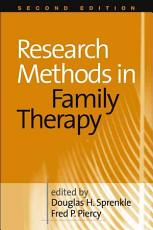 Research Methods in Family Therapy PDF
