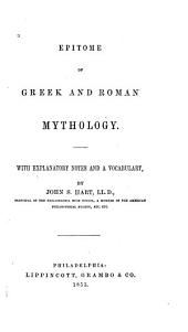 Epitome of Greek and Roman Mythology