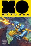 X-O Manowar by Matt Kindt Deluxe Edition