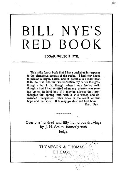 Download Bill Nye s Red Book Book
