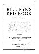 Bill Nye's Red Book