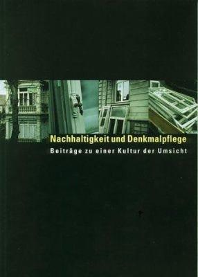 Nachhaltigkeit und Denkmalpflege PDF