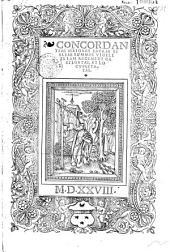 Concordantiae maiores Sacrae Bibliae [Conradi de Halberstadt junioris] summis vigiliis iam recens et castigatae, et locupletatae [a Johanne de Secubia. Praef. J. Froben]