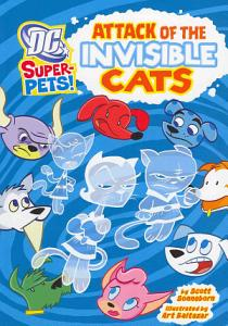Attack of the Invisible Cats PDF