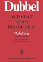 Taschenbuch f  r den Maschinenbau PDF
