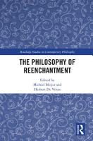 The Philosophy of Reenchantment PDF