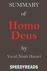 Summary of Homo Deus Book