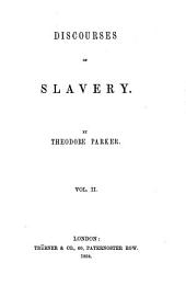 Discourses of Slavery: Volume 6