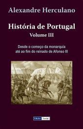 História de Portugal - III