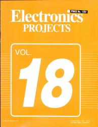 Electronics Projects Vol. 18