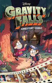 Disney Gravity Falls Cinestory Comic