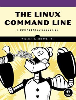 The Linux Command Line Book