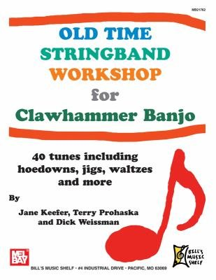 Old Time Stringband Workshop for Clawhammer Banjo PDF