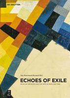 Echoes of Exile PDF