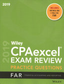 Wiley CPAexcel Exam Review 2019 Study Guide   Question Pack PDF